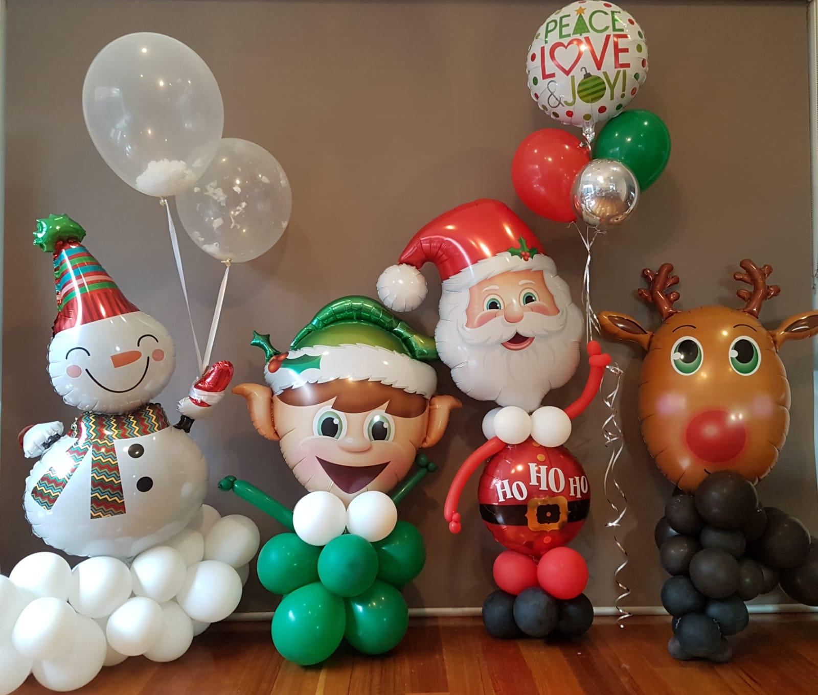 Festive Season Balloons 1