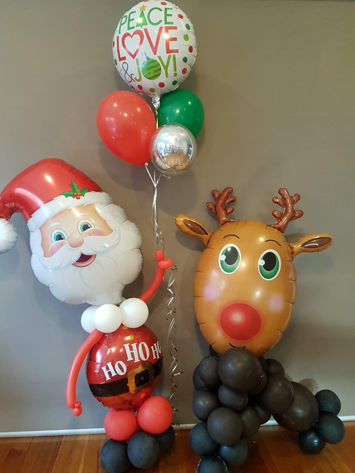 Festive Season Balloons 2