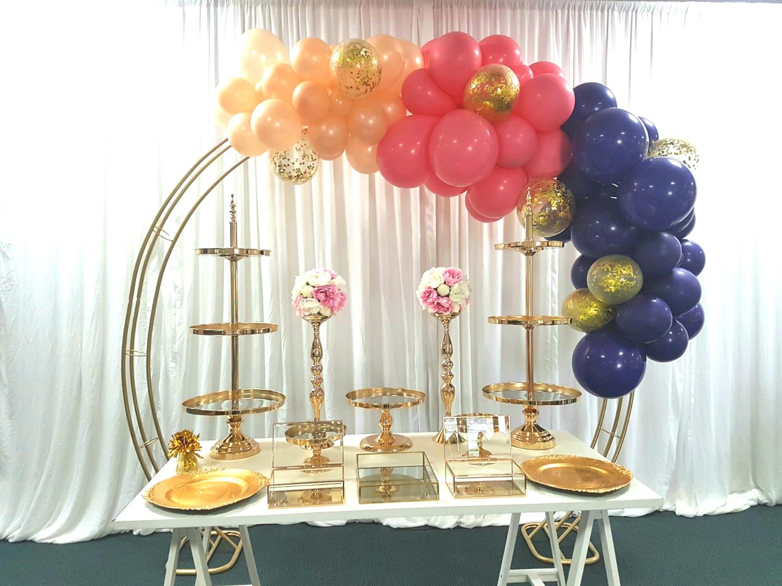 Milestone Birthdays Balloons 2