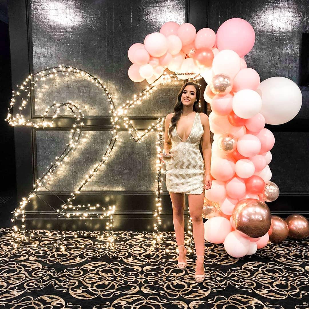 Milestone Birthdays Balloons 3