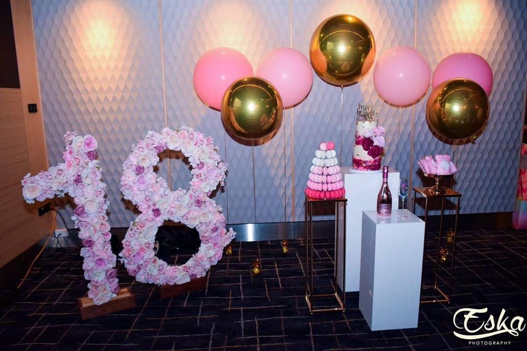 Milestone Birthdays Balloons 7