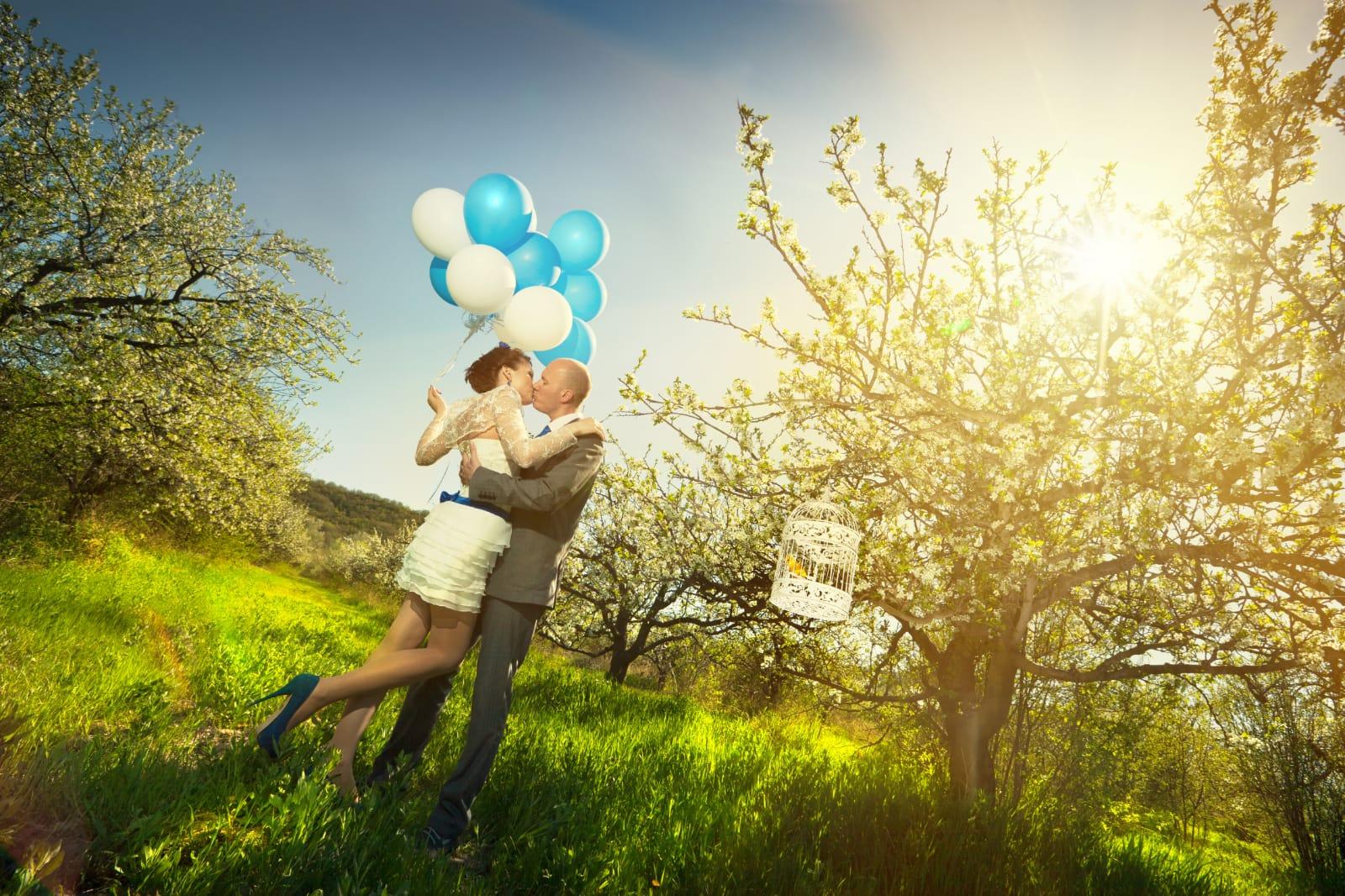Wedding Balloons 1
