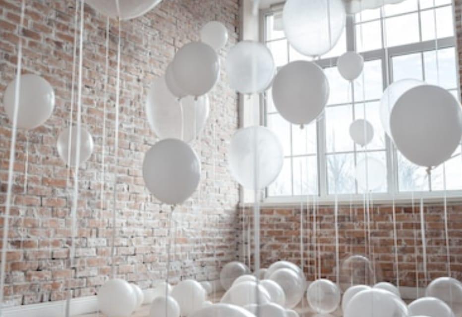 Wedding Balloons 2